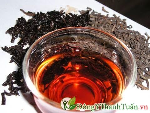 Cách trị sâu răng đơn giản từ trà đen