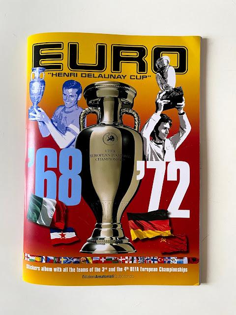 Copertina Album Euro 68 Euro 72 Qubotondo