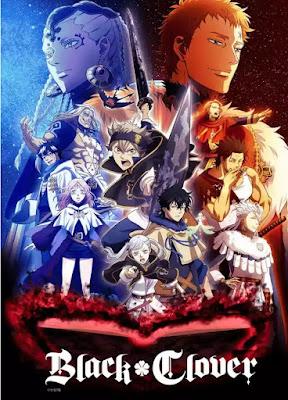 Episode  Anime Black Clover Terbaru