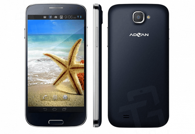 Stock Firmware Advan S5H
