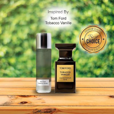 Perfume Tom Ford Yang Sangat Macho dan Elegan