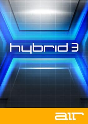 Cover Box do Plugin Hybrid 3 v3.0.7 R2 - AIR Music Technology