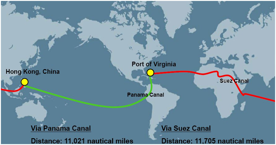 Oil-Electric: Panama Canal Expansion