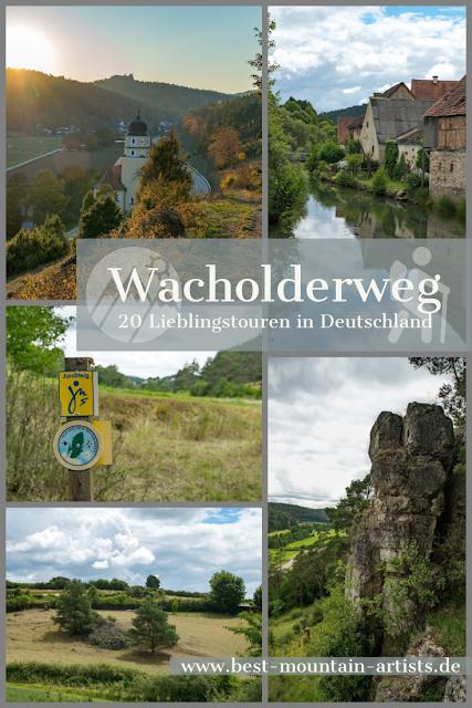 Wandern in Deutschland – 20 Lieblingstouren in der Bundesrepublik | Wanderungen in Deutschland 04