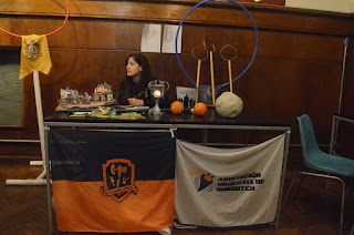 Potter Night. Halloween.  Asociación de Quidditch del Uruguay.