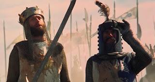 Monty Pythons Holy Grail Recut | Ritter der Kokosnuß Trailer in dramatisch
