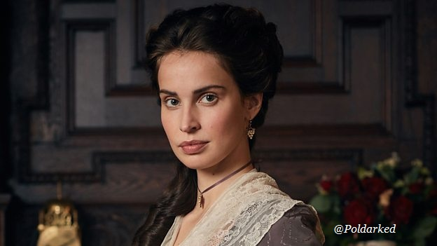 Poldark Series Three,Heida Reed, Elizabeth