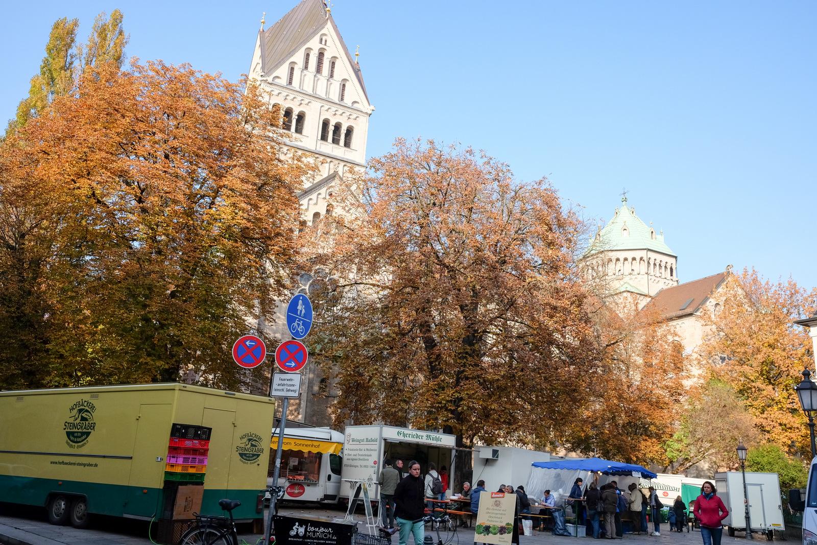 Grillwurste @ Munich