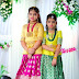 Pretty Kids in Benaras Lehengas