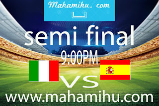 بث-مباشر-لمباراة-اسبانيا-VS-إيطاليا-بنصف-نهائي-يورو-2020