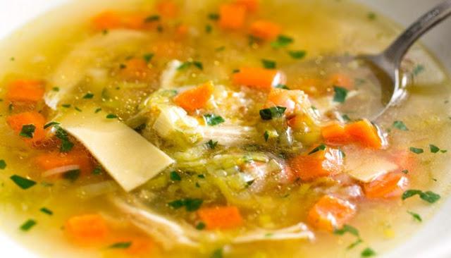 Tujuh Manfaat Kesehatan Konsumsi Sup Selama Bulan Ramadhan