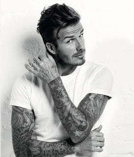 Celebrity couple David Beckham and Victoria Beckham