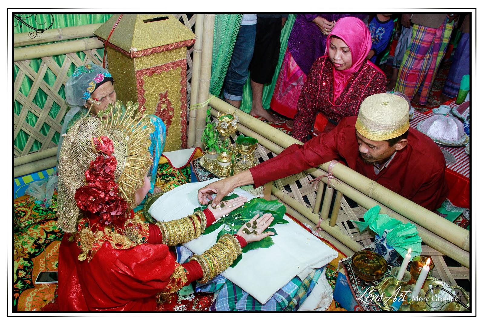 linguistics ilmu bahasa: pernikahan adat bugis (my husband ...