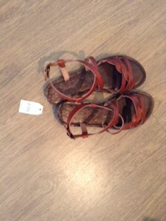 My Early Retirement Journey - sandals