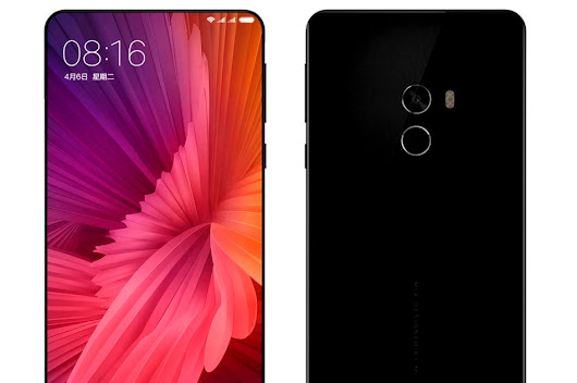 Xiaomi Mi Mix 2 Specification Out