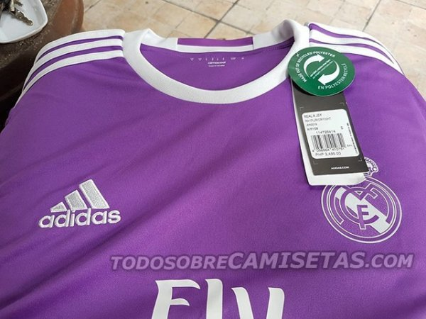 Camisas de Futebol  Camisas do Real Madrid para a temporada 2016-17 ead8d0b0c738e