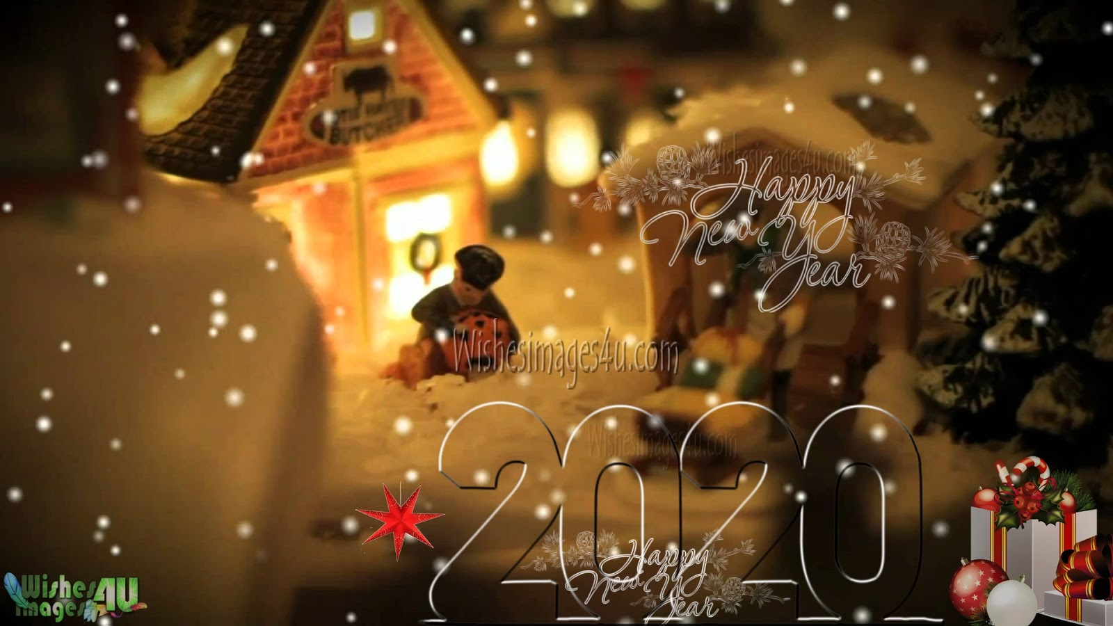 Happy New Year 2020 Ultra Hd 4k Wallpapers Download Free