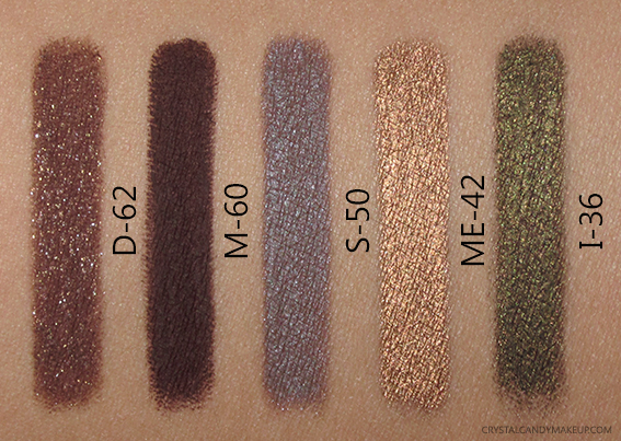 Crystal Candy Makeup Blog Review And Swatches Les