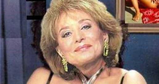 Barbra Walters Nude 10