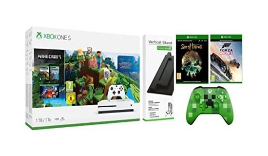 Xbox One S affordable 4k entertainment