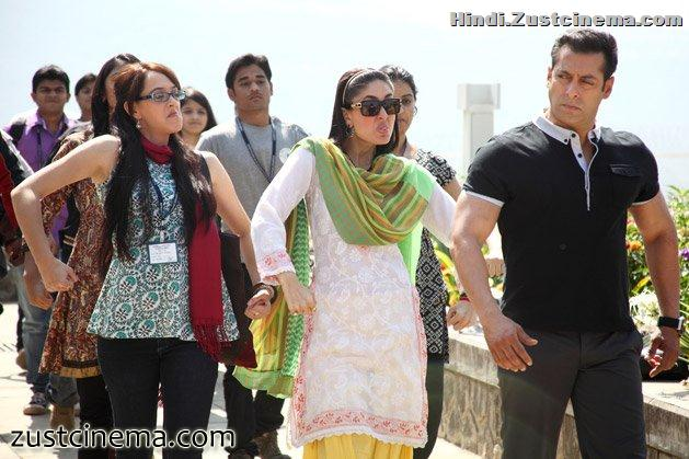 Bodyguard Hindi Movie New Stills Salman,Kareena