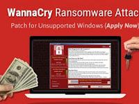 Cara Menghapus Virus Ransomware WannaCrypt terbaru