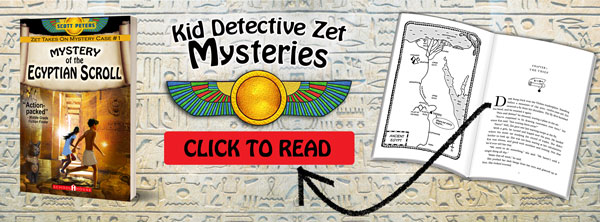 Scott Peters books, middle grade mystery, Kids ancient Egypt, kids mystery books, mystery of the Egyptian scroll