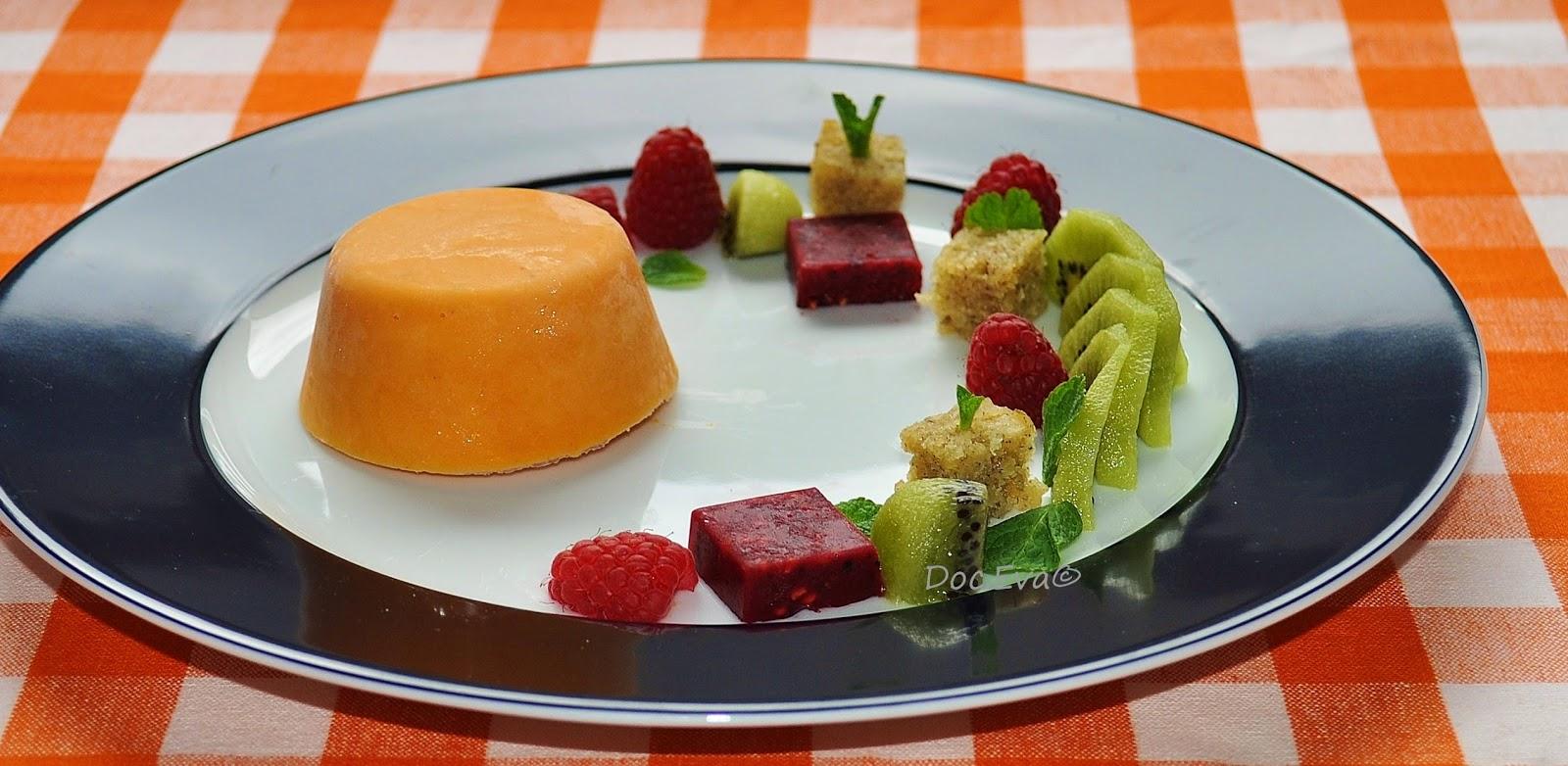 Himbeerpraline, Süßkartoffel Parfait