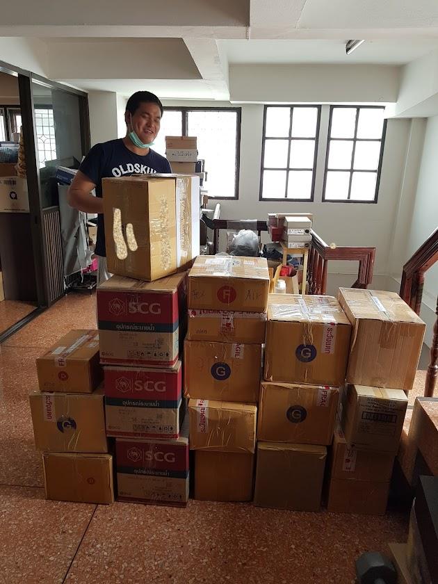 Mencari Jasa SEWA GUDANG di Bangkok, Thailand, PLUS Kirim Barang ke Indonesia?