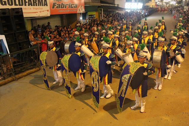 Desfile Cívico de Buenos Aires