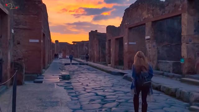 Πομπηία: Περιήγηση στην πόλη «φάντασμα» που έχτισαν οι Έλληνες (βίντεο)