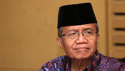 Puisi Taufiq Ismail: Malu Aku Jadi Orang Indonesia