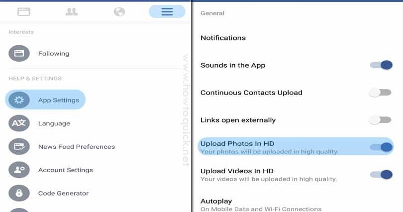 how to add video on facebook mobile