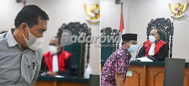 Kades dan Anggota DPRD Langgar PPKM Divonis Rp48 Ribu & Rp500 Ribu, PKL Didenda Jutaan
