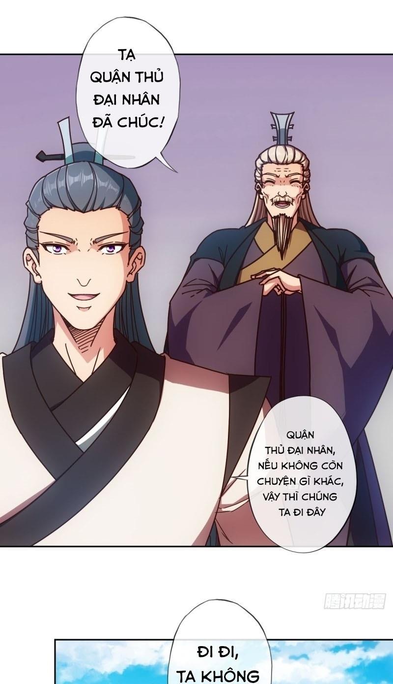 Hồng Thiên Thần Tôn chap 94 - Trang 5