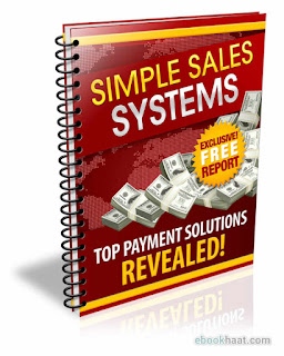 Simple Sales Systems