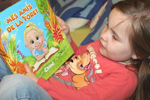 personnaliser un livre pour enfants