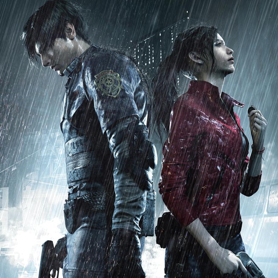 Resident Evil 2 | Wallpaper Engine
