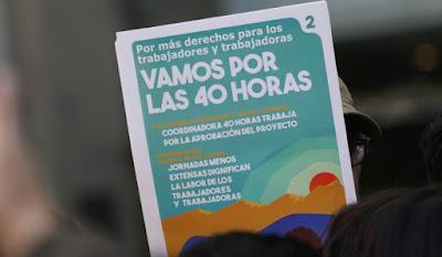 Federaciones Mineras presentarán propuesta para sumarse a Ley de 40 horas laborales