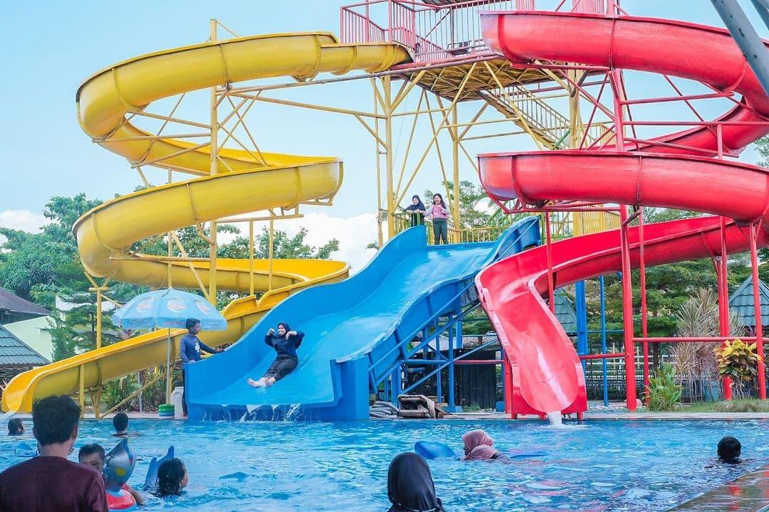 wahana air dewi sri waterpark