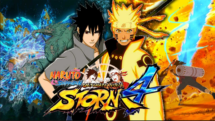 How to fix the Black Screen at game Naruto Strom 4