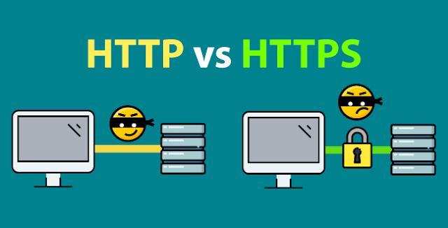 BELAJAR IT | 4 Perbedaan HTTP dan HTTPS Secara Lengkap yang wajib kalian ketahui