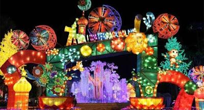 Julukan sebagai kota pendidikan dan wisata di Jawa Timur memang sangat sempurna di berikan un 10 Foto Malang Night Paradise - Harga Tiket Masuk, Wahana, Lokasi + Petunjuk Arah