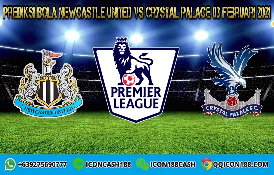 Prediksi Skor Newcastle United Vs Crystal Palace 03 Februari 2021