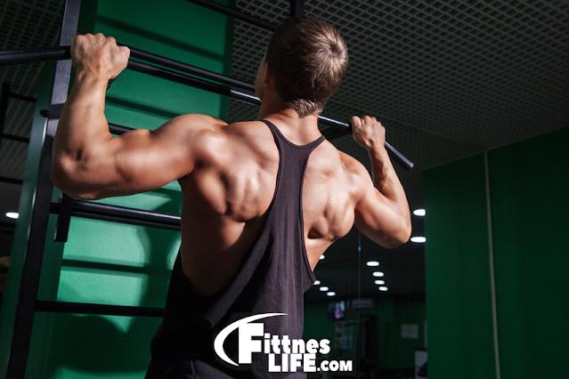 تمرين العقلة والعضلات زيادة الطول