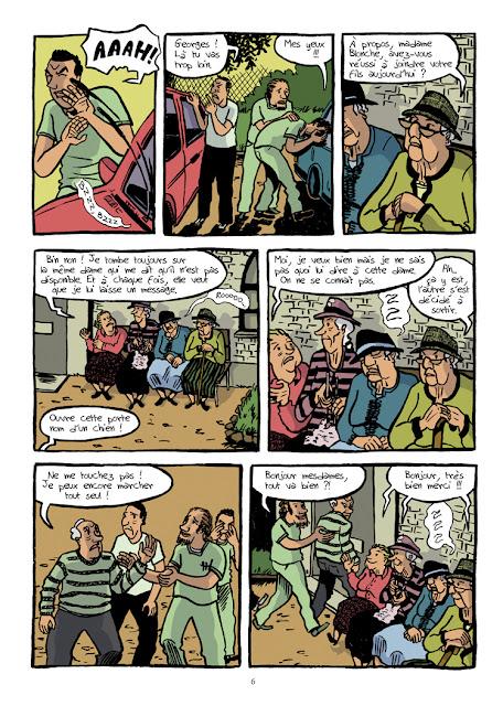 Au coin d'une ride de Thibaut Lambert aux éditions Des ronds dans l'O page 6