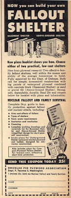 Build your own fallout shelter