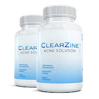 clearzine solution cures acne