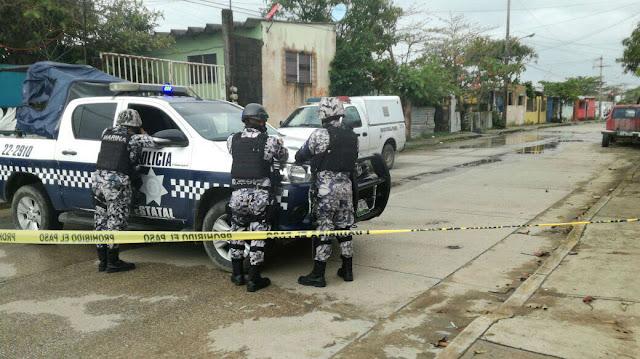 Comando de 8 sicarios irrumpen en un velorio en Coatzacoalcos, ejecutan a cuatro personas y hieren a dos más