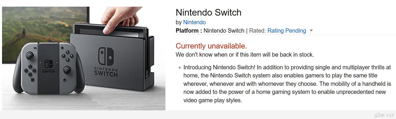 Bye-bye Sony, καλώς ήρθες Nintendo... 1